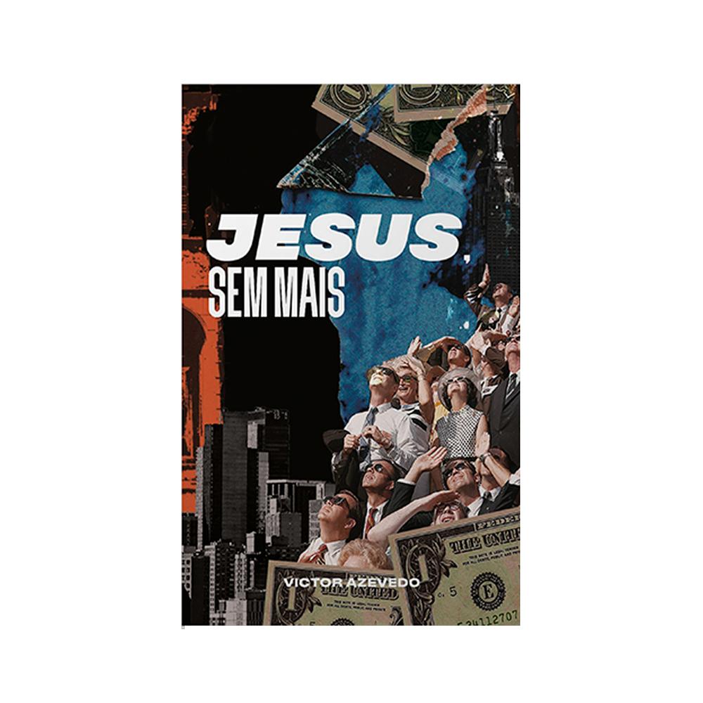 LIVRO JESUS SEM MAIS