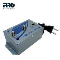 Amplificador Linha 30dB Pqal-3000 Uhf Digital Proeletronic Kit com 3 Peças