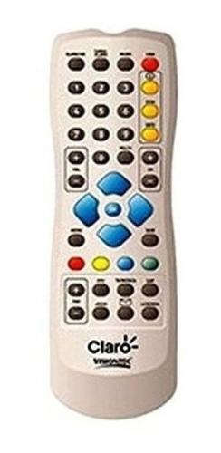 Controle Remoto Receptor Claro Tv - Novo - Visiontec