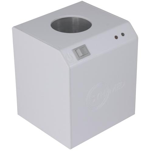 Aquecedor de Gel c/ Capacidade p/ 1 Frasco de 250g e Temperatura Fixa Bivolt
