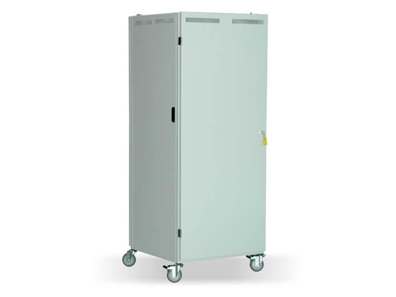 Armário p/ Equipamentos de Videocirurgia c/ Portas em Aço - VLFA-55