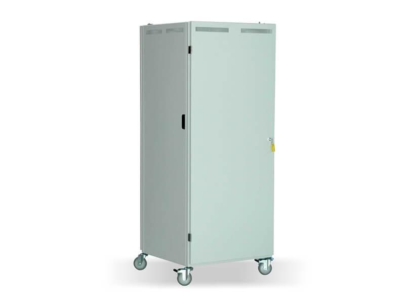 Armário para Equipamento de Videocirurgia c/ Portas em Aço - VLFA-65