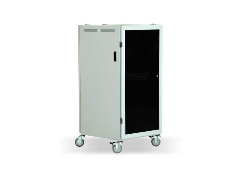 Armário para Equipamento de Videocirurgia c/ Portas em Policarbonato - VLFB-55 Policarbonato
