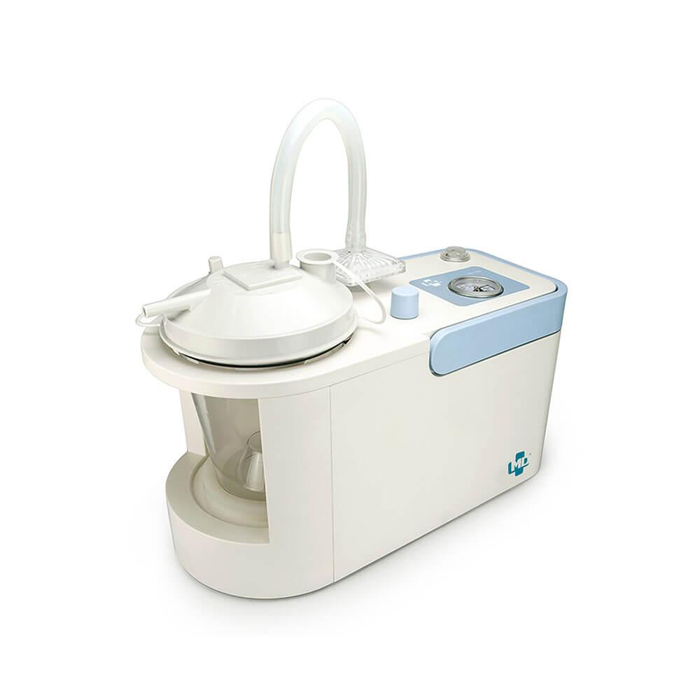 Aspirador Cirúrgico Portátil de Secreções 800ml c/ Bateria - DV-350 - MD