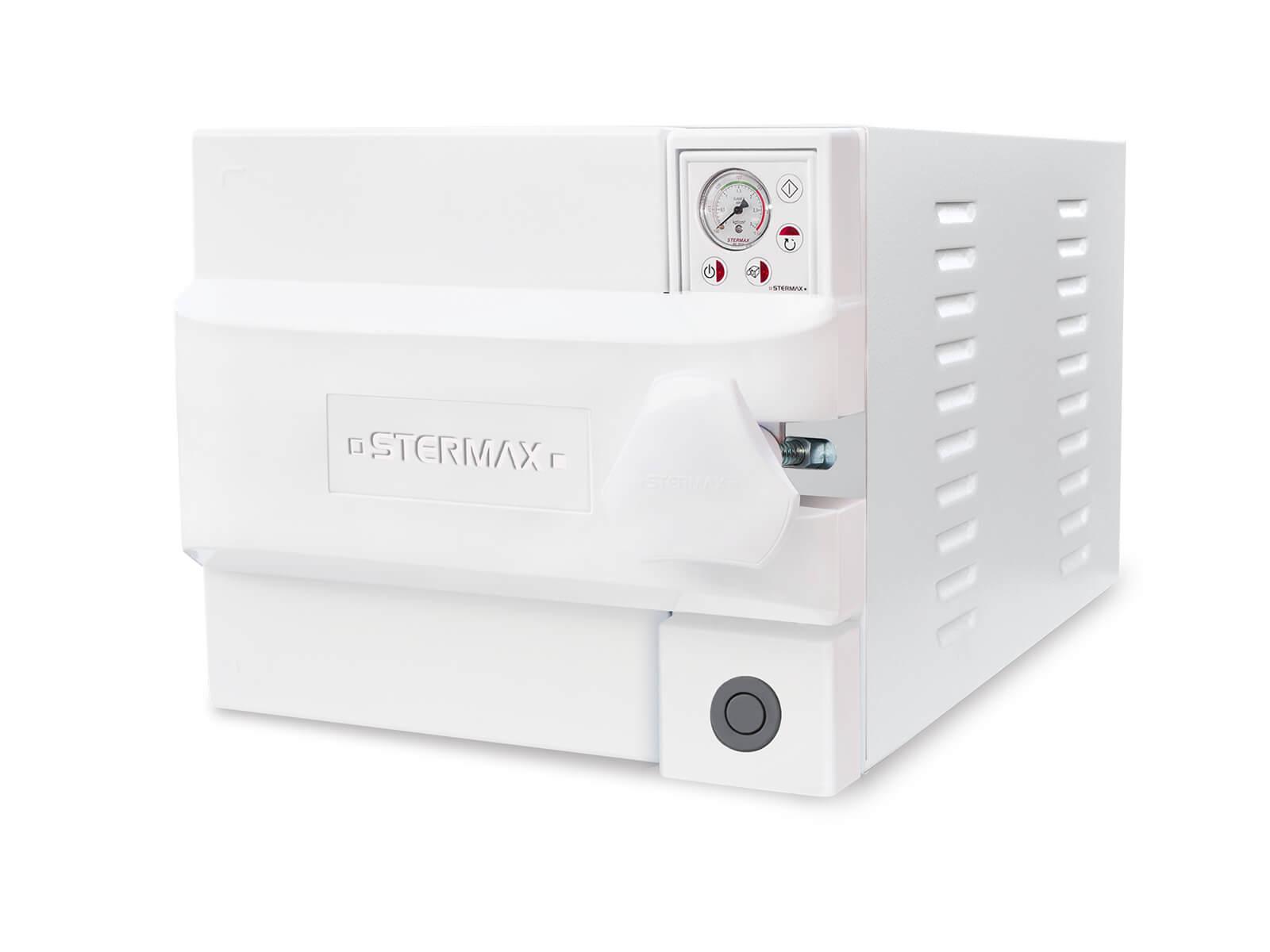 Autoclave Box Analógica Ciclo Silencioso 21 e 75 Litros - Stermax