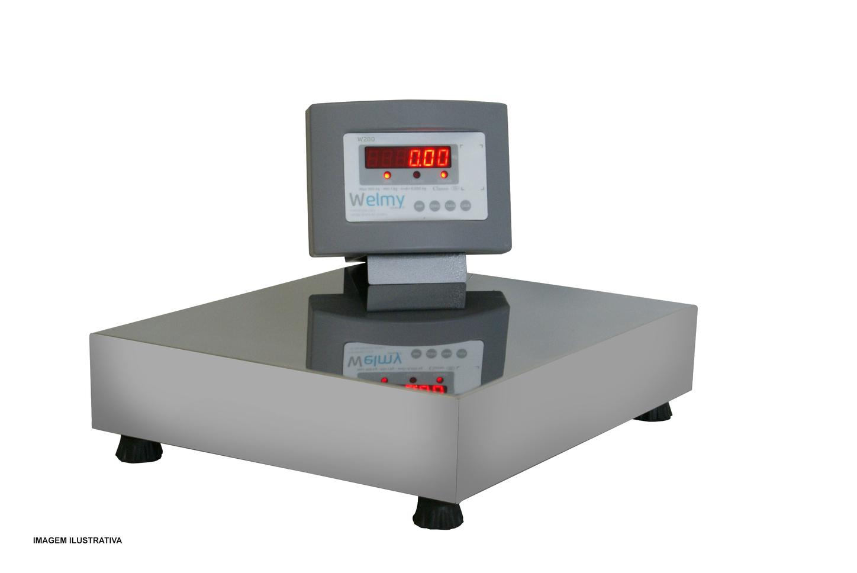 Balança de Precisão de Piso sem Coluna com Capacidade para 200 Kg