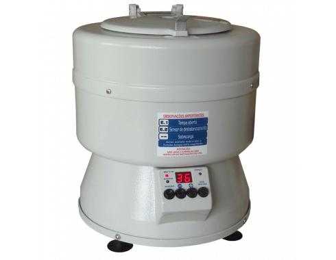 Centrífuga de Bancada Microprocessada c/ Rotor Ângulo Fixo p/ Tubos de 4 à 15ml - Kacil
