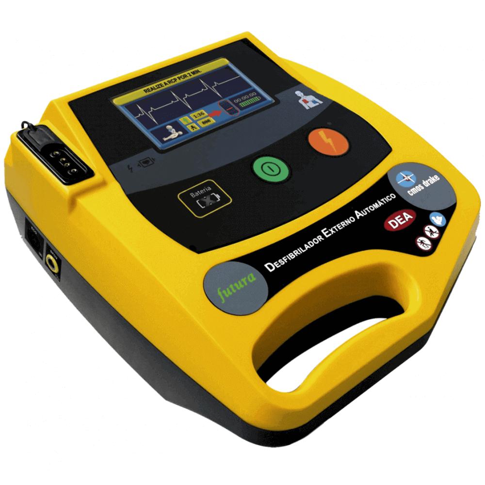 Desfibrilador Externo Automático Básico Life400 Futura - Cmos Drake