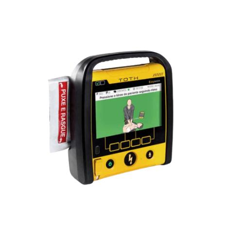 Desfibrilador Externo Automático – Cardioversor+ECG – Easyshock 5100