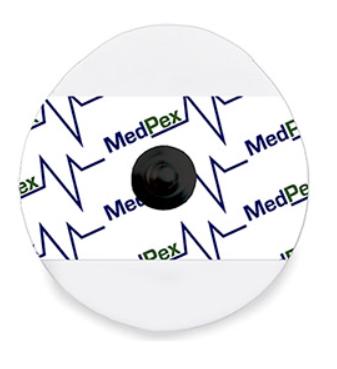 Eletrodo p/ Uso em Raio-X e Ressonância Magnética - (Pct com 50un)