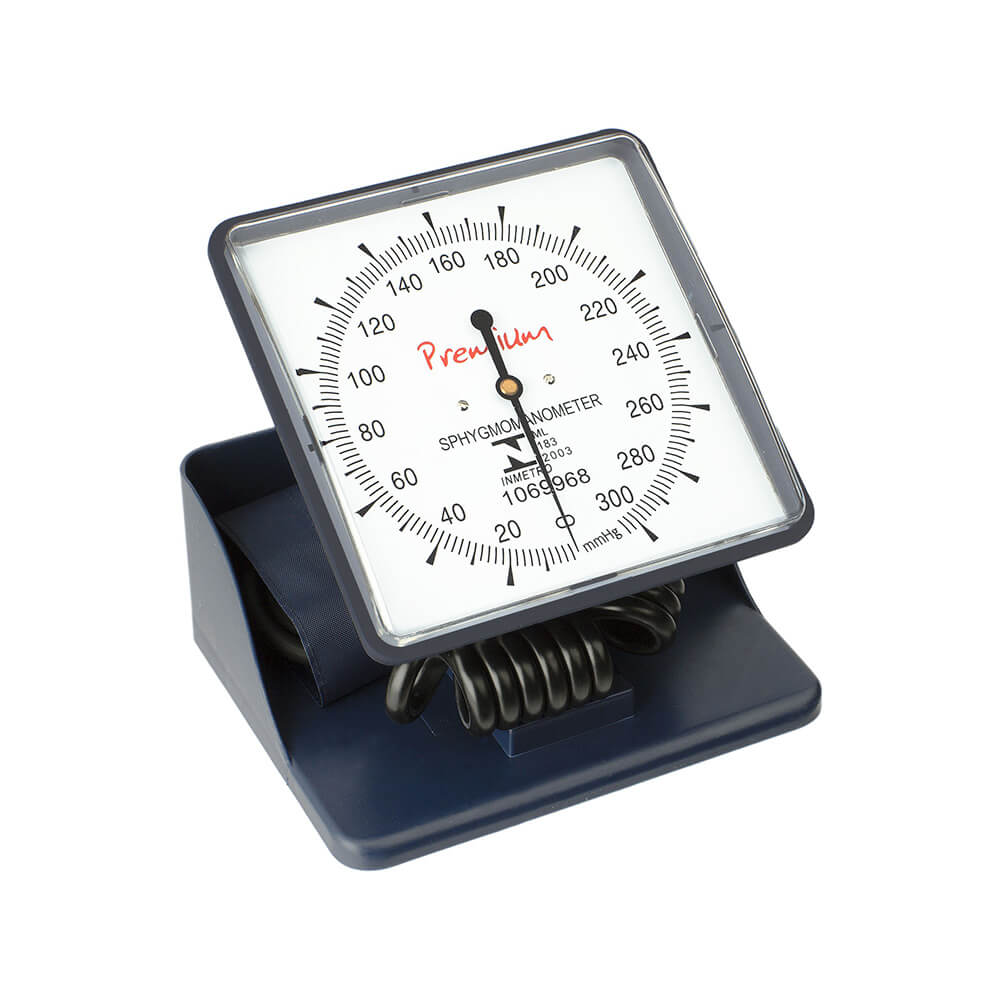 Esfigmomanômetro Hospitalar de Mesa / Parede - Premium