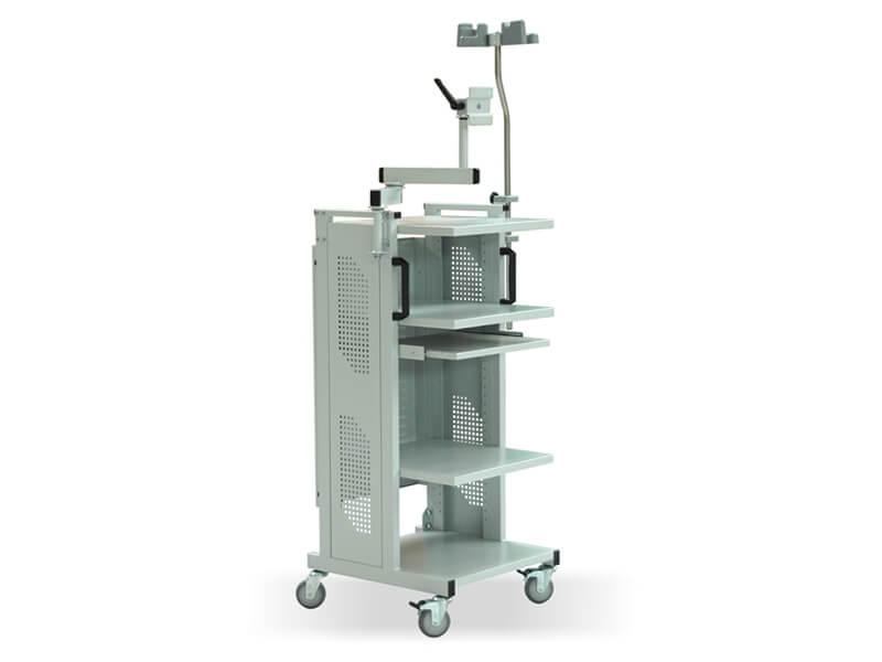 Estante para Equipamento de Endoscopia / Videocirurgia - VE-45