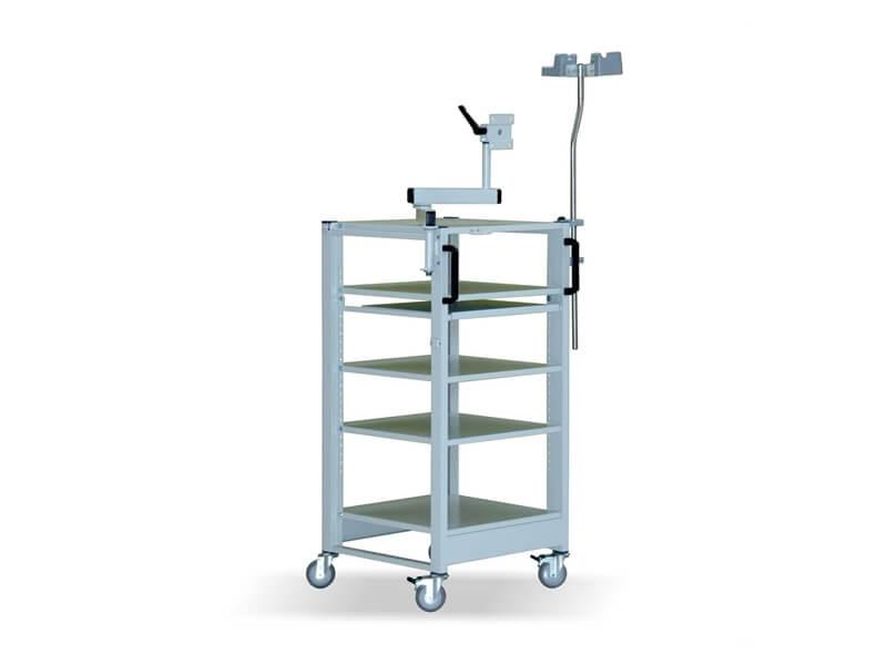 Estante para Equipamento de Endoscopia - VE-OLY