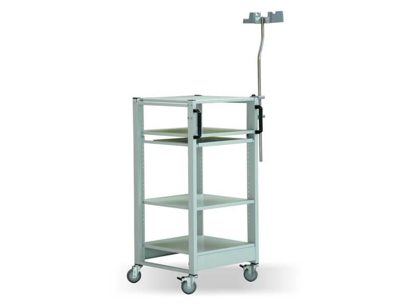 Estante para Equipamento de Endoscopia - VE-PTX