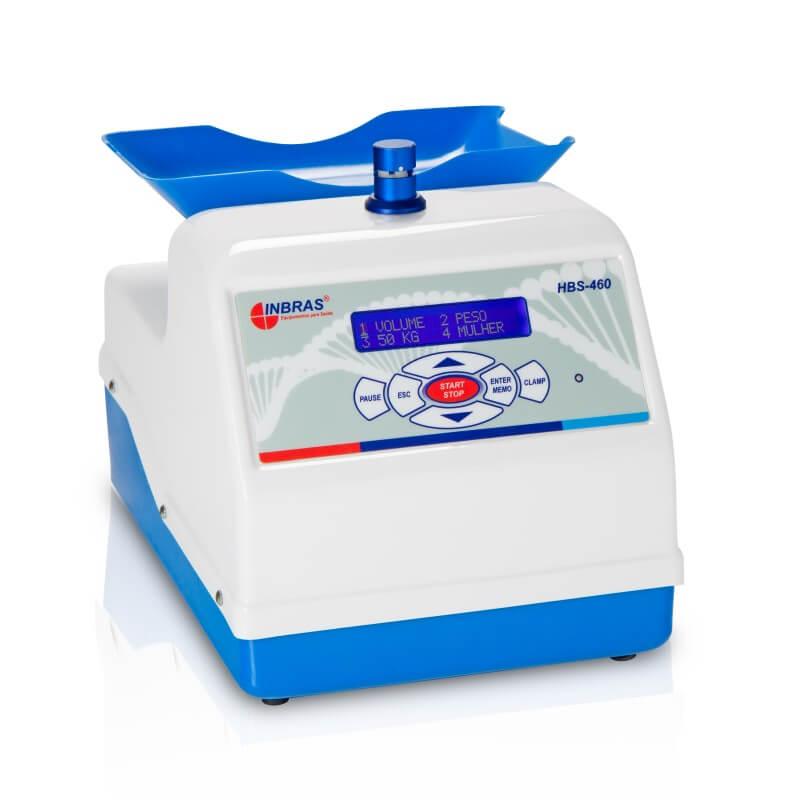 Homogeneizador de Coleta de Sangue - HBS 460 - 3D