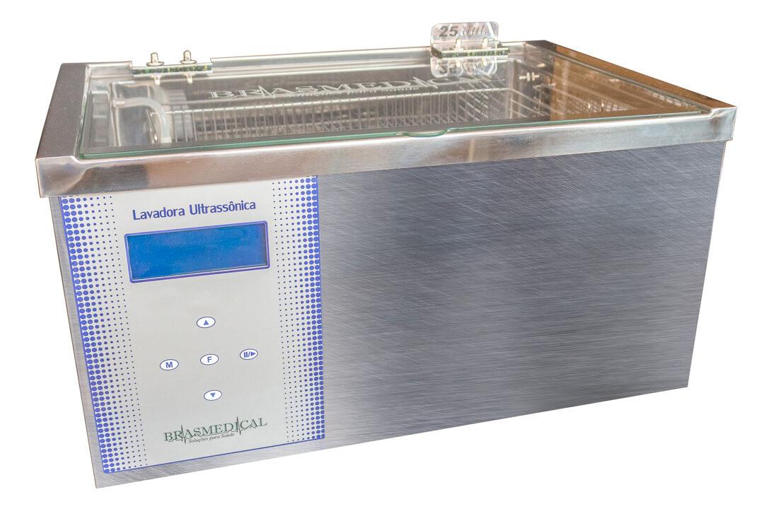 Lavadora Ultrassônica BR 25 AUT com Capacidade para 30 Litros