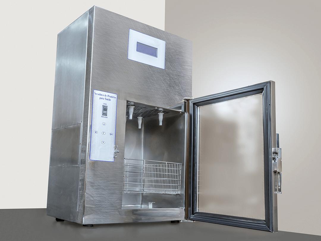 Secadora de Traqueias com capacidade para 65 litros - BR 65