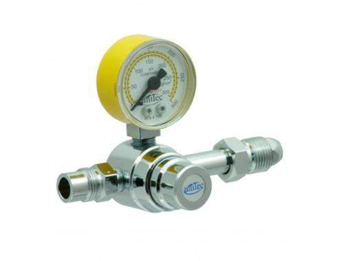 Válvula Reguladora p/ Cilindro com Uma Saída - Ar Comprimido - VU020