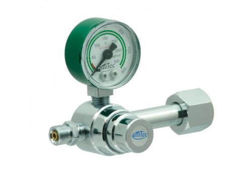 Válvula Reguladora p/ Cilindro com Uma Saída - Oxigênio - VU010