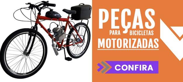 Peças para Bicicletas Motorizadas