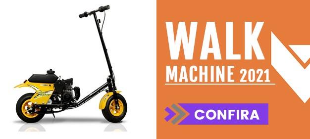 linha walk machine 2021
