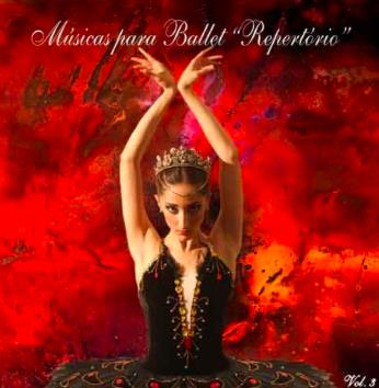 CD Músicas para Ballet Repertório Vol.3