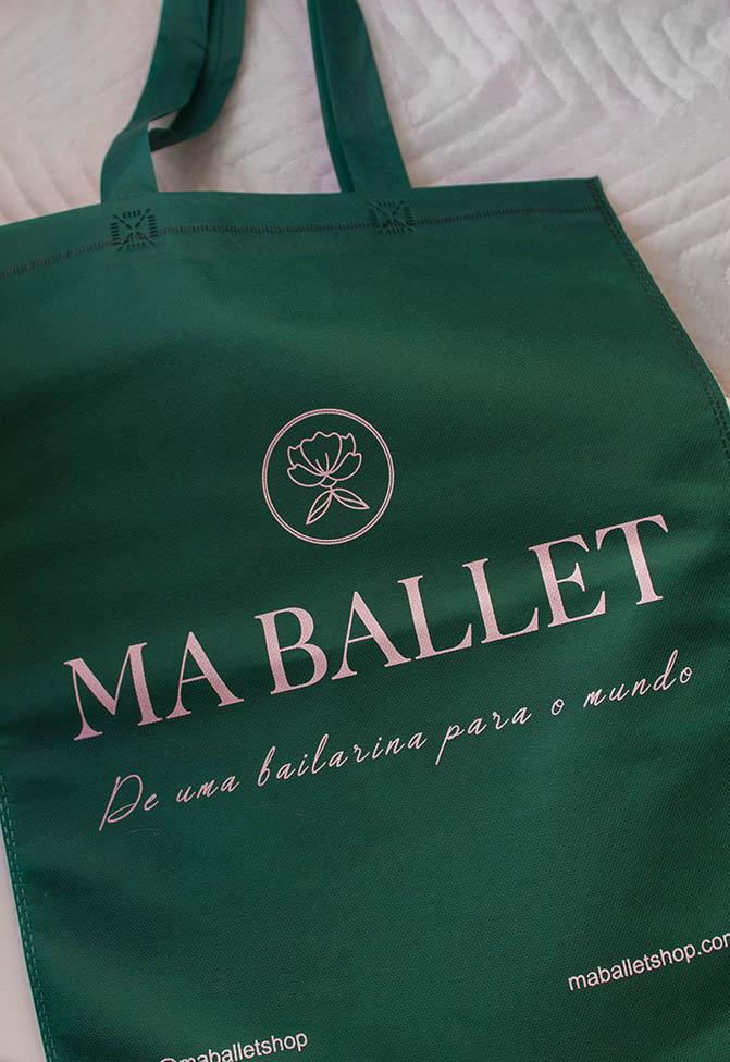 Ecobag Ma Ballet
