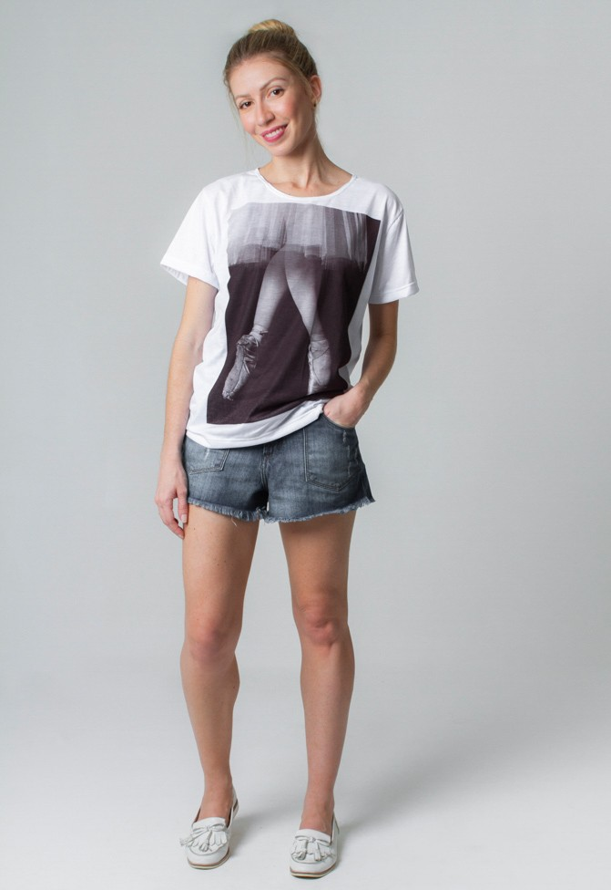 T-Shirt Pointe Shoes PS.1