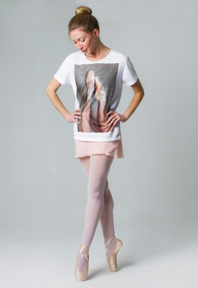 T-Shirt Pointe Shoes PS.2