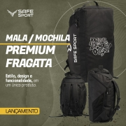 Mochila Premium Fragata Preta