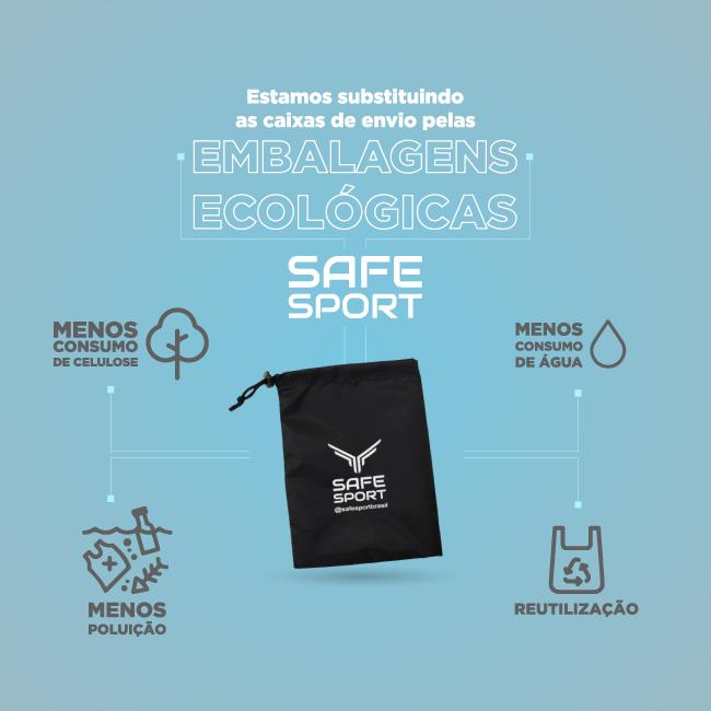 Combo 2 Máscaras Safe Sport Portuguesa