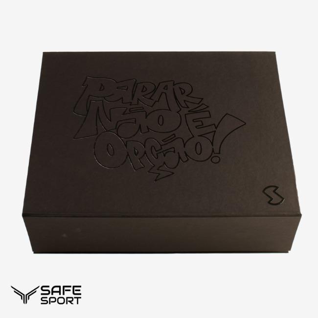 Embalagem Especial Safe Sport - para 4 máscaras