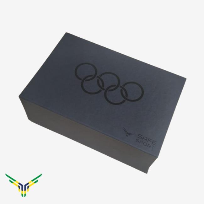 Embalagem Olímpiadas Especial Safe Sport 2 unidds