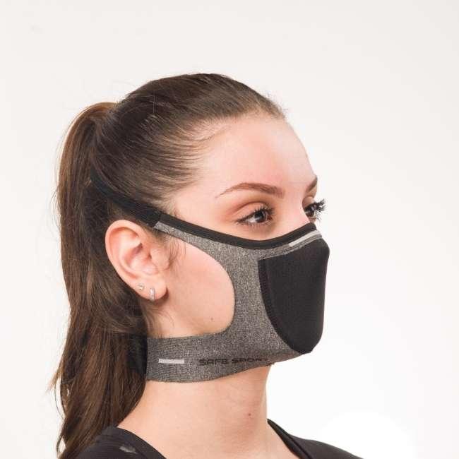 Kit Colors 4 Safe Sport - 4 Máscaras