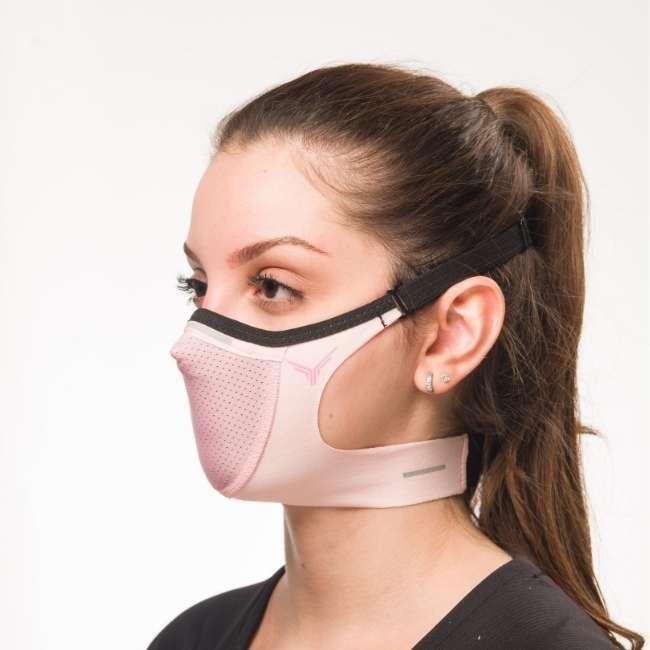 Kit Colors 2 Safe Sport - 4 Máscaras