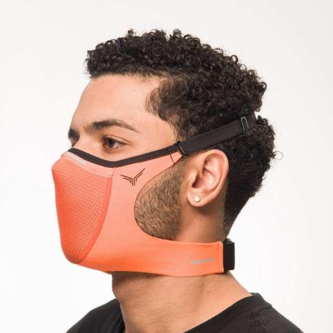 Kit Colors 3 Safe Sport - 4 Máscaras