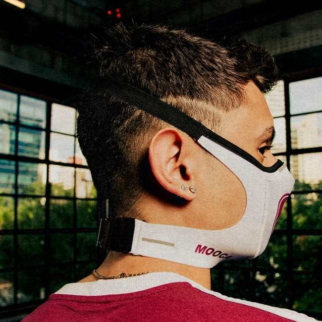 Máscara do Juventus Safe Sport