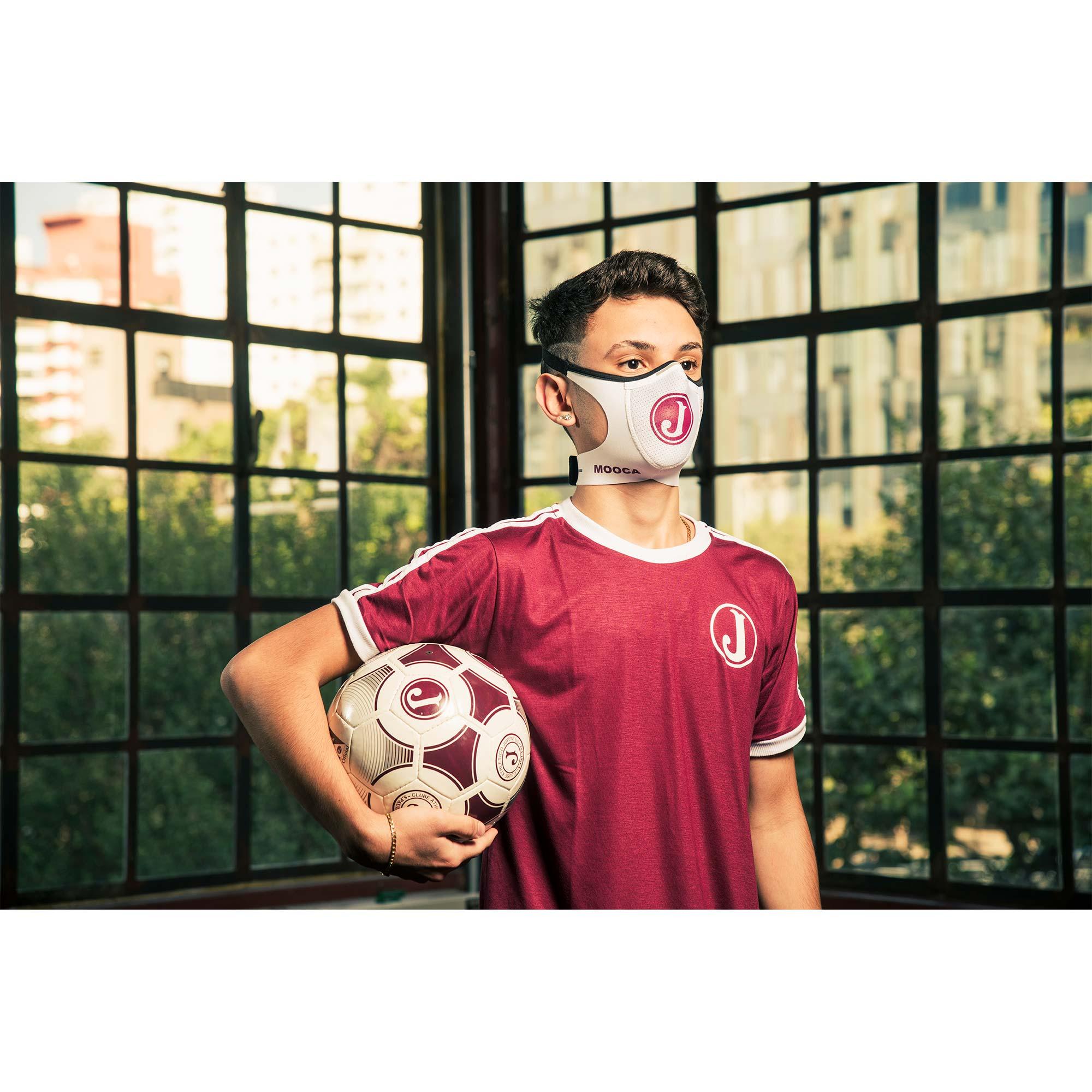 Máscara do Juventus Branca