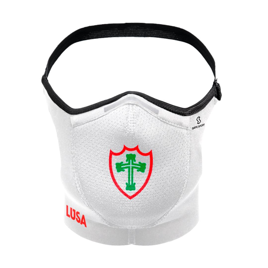 Mascara Safe Sport da Lusa Branca