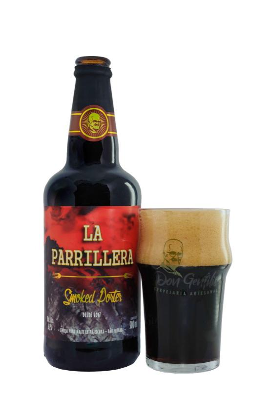 La Parrillera Smoked Porter 500ml