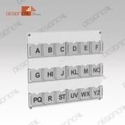 Porta Envelopes A/Z