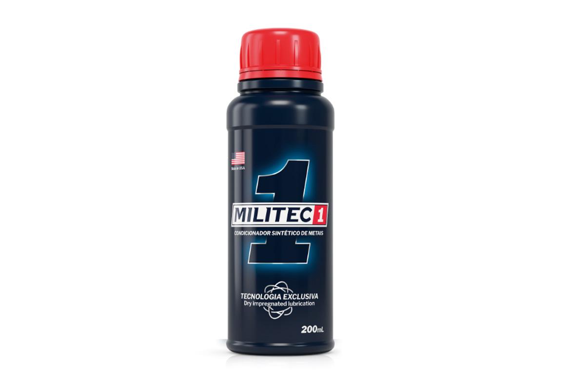 Militec-1 - Condicionador de metais (200ml)