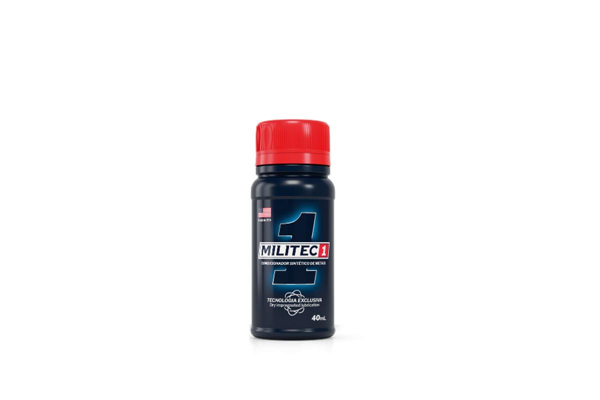 Militec-1 - Condicionador de metais (40ml)