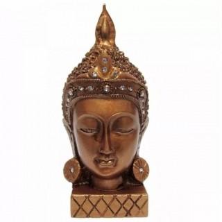 Cabeça Buda Cobre