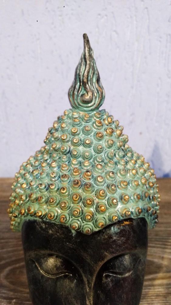 Cabeça de Buda Indiana