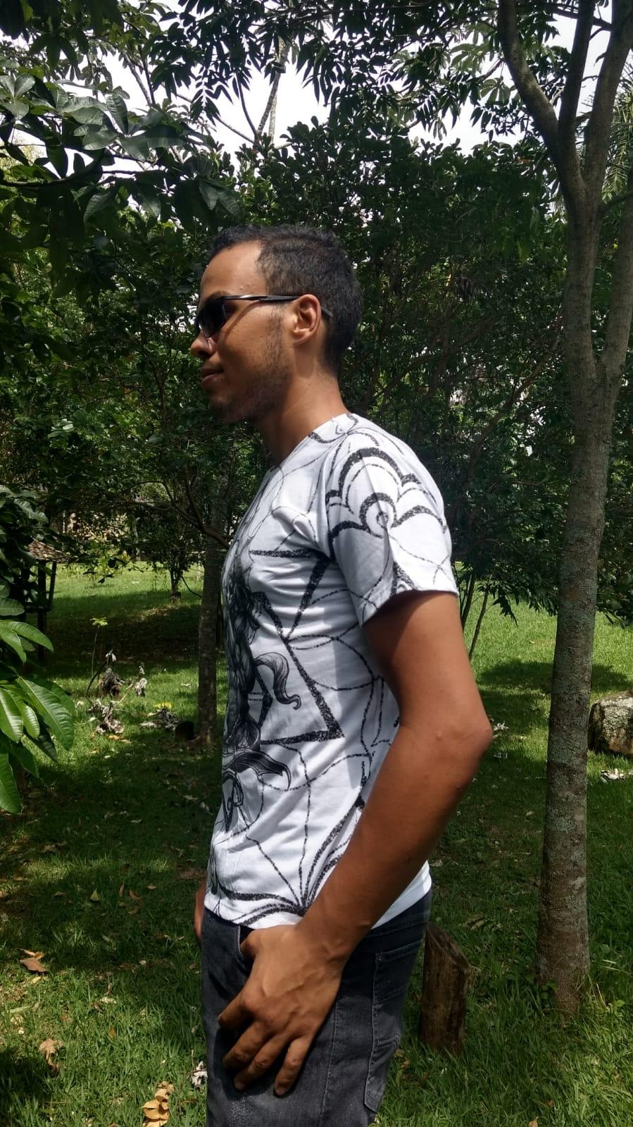 Camiseta Orixas São Jorge P
