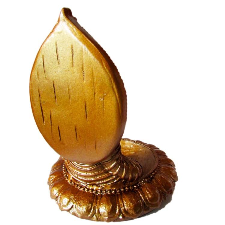 Incensário Buda Portal com Cristais