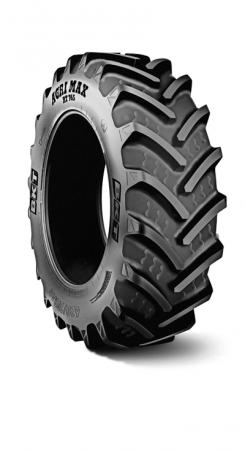 Pneu BKT 380/70R24 (13.6-24) Agrimax RT765 E 125A8/B