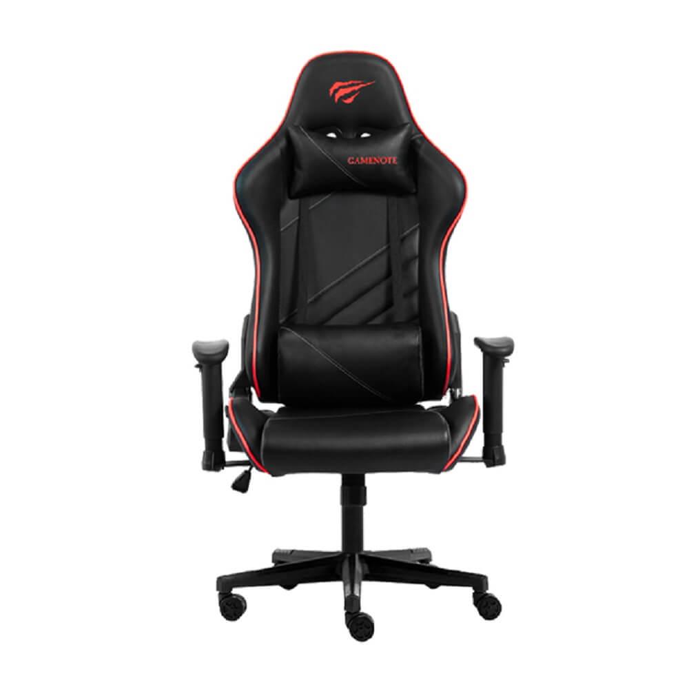 Cadeira Gamer Havit GC930 Preta E Vermelha