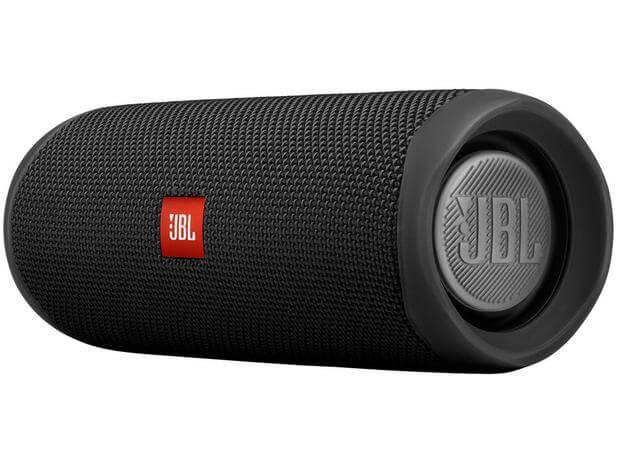 Caixa de Som JBL Flip 5, Bluetooth, Preta